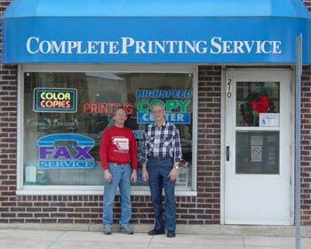 Complete Printing Service