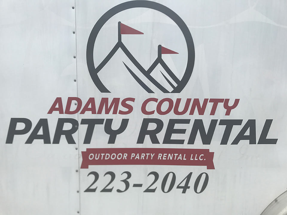 Adams County Tent Rental