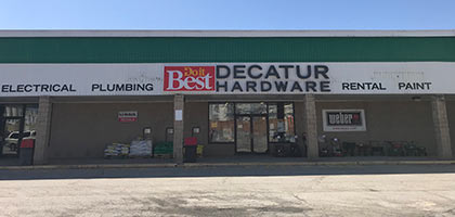 Decatur Hardware and Rental