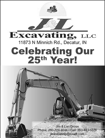 J and L Construction and Excavating, Inc.