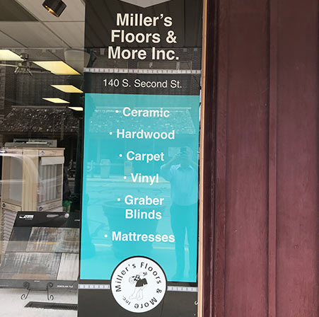 Miller's Floors & More Inc.