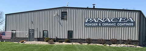 Panacea Powder Coatings