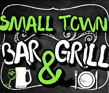 Small Town Bar and Grill