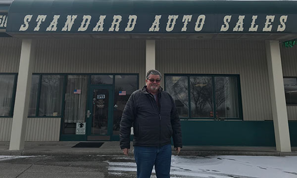 Standard Auto Sales and Rental, Inc.