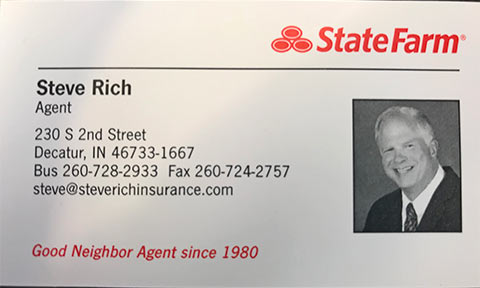 Steve Rich-State Farm Insurance