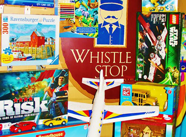 Whistle Stop Hobbies & Crafts