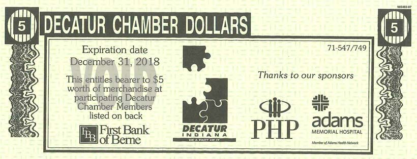 Decatur Dollars